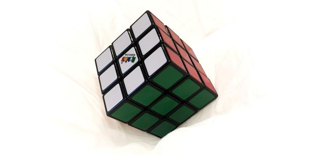Den Cube lösen lernen